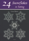 24 Snowflakes in Tatting - Book