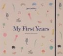 My First Years - memories & treasures : Rose album - Book