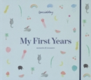 My First Years - memories & treasures : Blue Album - Book