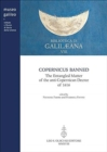 Copernicus Banned : The entangled matter of the anti-copernican decree of 1616 - Book