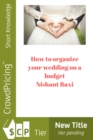 How to organize your wedding on a budget - eBook