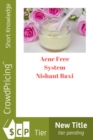 Acne Free System - eBook