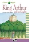 Green Apple : King Arthur and his Knights + audio CD/CD-ROM - Book