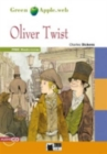 Green Apple : Oliver Twist + audio CD + App - Book
