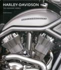 Harley Davidson:The Legendary Models - Book