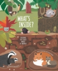 What's Inside? : Discover the Secret World of Animals - Book
