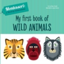 My First Book of Wild Animals - Book