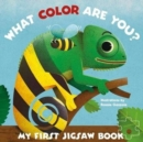 My First Jigsaw Book: What Colour Are You? - Book