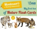 My First Flash Cards Box: Discovering Forest Animals - Montessori World of Achievements - Book