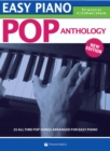 EASY PIANO POP ANTHOLOGY - Book