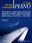 EASY PIANO THE NEW COMPOSERS - Book
