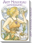 Art Nouveau Lenormand - Book