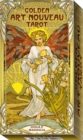Golden Art Nouveau Tarot - Book