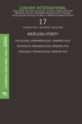 Chiasmi International n. 17 : Psychology, Phenomenology, Hermeneutics - Book