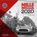 Mille Miglia Post-War Winners 2020 calendar - Book