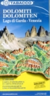 Dolomites / Lake Garda / Venice Road and Panoramic Map - Book