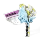 Hamburg Crumpled City Map - Book