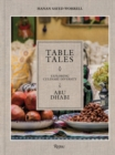Table Tales : Exploring Culinary Diversity in Abu Dhabi - Book