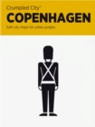 Copenhagen Crumpled City Map - Book