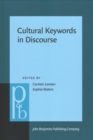 Cultural Keywords in Discourse - Book