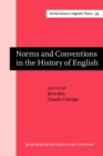 Norms and Conventions in the History of English - eBook