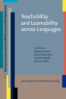 Teachability and Learnability across Languages - eBook