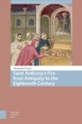 Saint Anthony's Fire from Antiquity to the Eighteenth Century - eBook