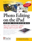 Photo Editing on the iPad for Seniors - Book