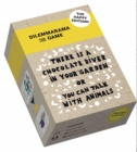 Dilemmarama the Game: Happy edition : The game is simple, you have to choose! - Book
