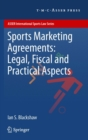 Sports Marketing Agreements: Legal, Fiscal and Practical Aspects - eBook