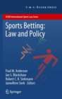 Sports Betting: Law and Policy - eBook