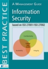 Information Security Based on ISO 27001/ISO 27002 - Book