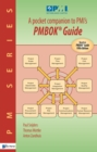Pocket Companion To PMI's PMBOK Guide - Book