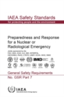 Preparedness and response for a nuclear or radiological emergency : general safety requirements - Book