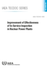 Improvement of Effectiveness of In-Service Inspection in Nuclear Power Plants - Book