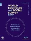 World economic and social survey 2017 : reflecting on seventy years of development policy analysis - Book