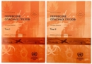 Recommendations on the Transport of Dangerous Goods, Volumes I & II (Russian Edition) : Model Regulations - Book