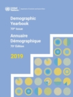 United Nations Demographic Yearbook 2019, (English/French Edition) - Book