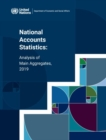 National Accounts Statistics: Analysis of Main Aggregates 2019 - Book