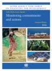 Inter-Agency Task Force on Financing for Development Inaugural Report 2016 : Monitoring Commitments and Actions - Addis Ababa Action Agenda - eBook