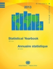 Statistical Yearbook 2013, Fifty-eighth Issue/Annuaire Statistique 2013, Cinquante-huitieme edition : Cinquante-huitieme edition - eBook