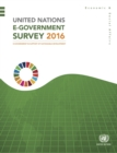 United Nations E-Government Survey 2016 : E-Government in Support of Sustainable Development - eBook