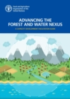 Advancing the forest and water nexus : a capacity development facilitation guide - Book