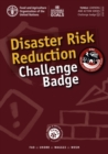 Disaster risk reduction challenge badge - Book