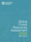 Global Forest Resources Assessment (FRA) 2020 : Main Report - Book