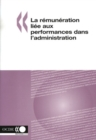 La remuneration liee aux performances dans l'administration - eBook