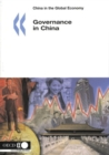 China in the Global Economy Governance in China - eBook