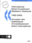 International Direct Investment Statistics Yearbook 2004 - eBook