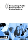 Evaluating Public Participation in Policy Making - eBook