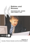 Babies and Bosses - Reconciling Work and Family Life (Volume 4) Canada, Finland, Sweden and the United Kingdom - eBook